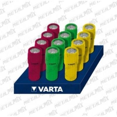 TORCIA TASCABILE VARTA LED...