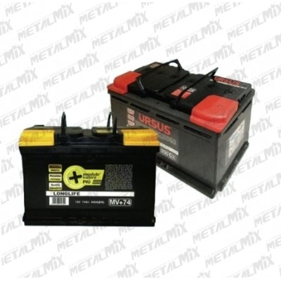 BATTERIE AUTO LONGLIFE MV E...