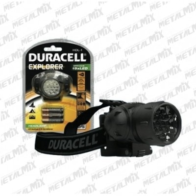 TORCIA LED DURACELL...