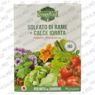 SOLFATO DI RAME CON CALCE...
